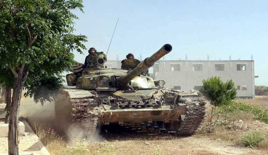 Syrian Army Establishes Full Control Over New Areas in Quneitra