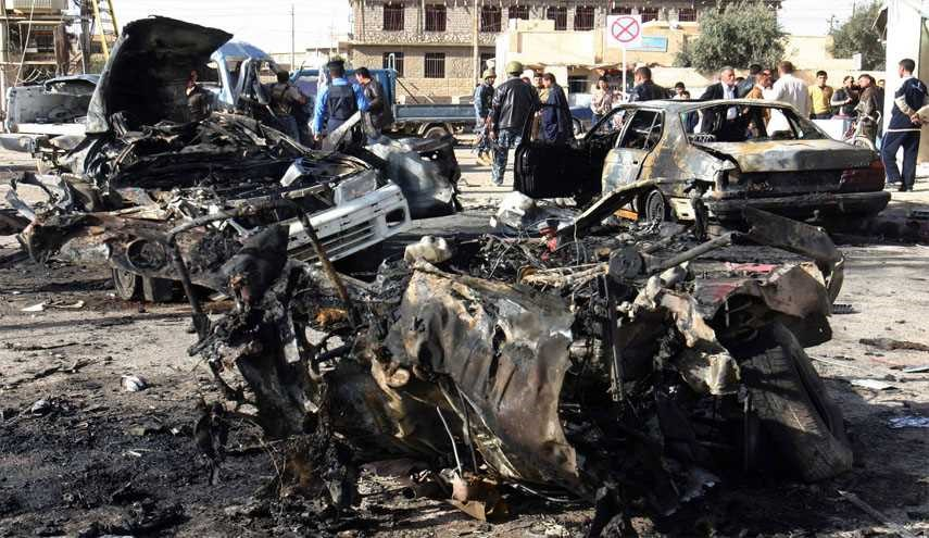 Death Toll from ISIS Bombing in Iraq's Mosul Rises to 24