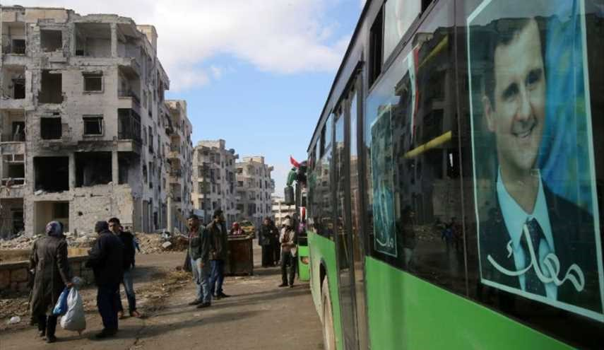 Syria Urges East Aleppo Residents to Return Home After Liberation