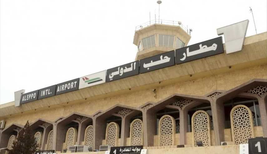 Syria's Aleppo International Airport to Re-Launch Operations Soon