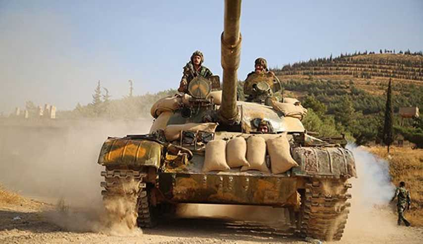 Syrian Army, Russian Jets Stop Further Terrorists' Advance in Palmyra