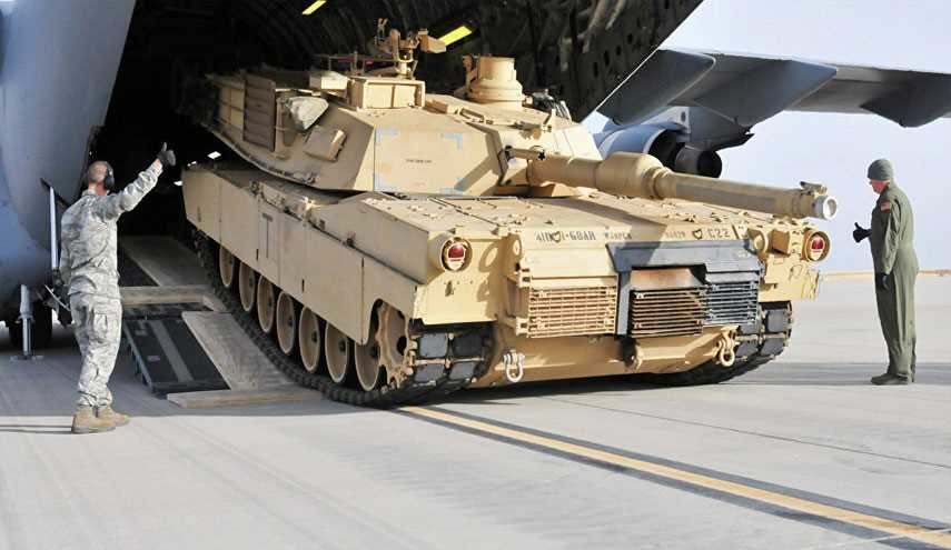 Kuwait Asks Washington for Nearly $2 Billion in Tank Upgrades