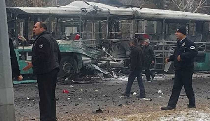 Several Dead and Wounded in Car Bomb Hit Army Bus in Turkish Kayseri