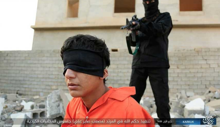 ISIS Executes Iraqi Teenager Accused of Spying for Kurdish Peshmerga Forces in Kirkuk