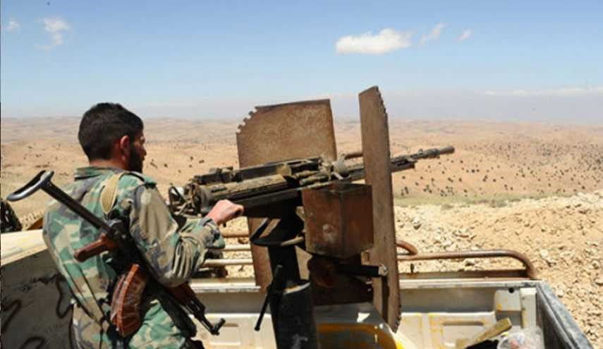 Syrian Army Intensifies Security Measures in Last Base of ISIL Terrorists in Hasaka