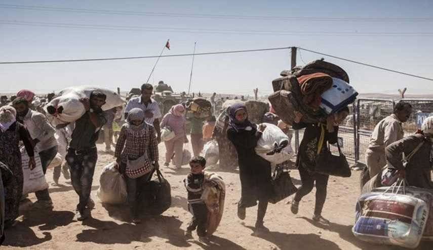 More Than 116,000 Iraqis Currently Displaced Due to Mosul Operation