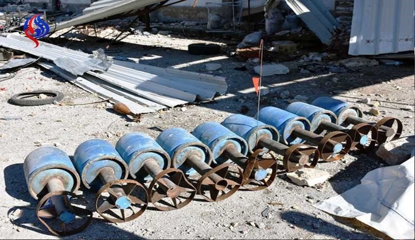 Terrorists' Chemical-Weapon Workshop Found in Aleppo
