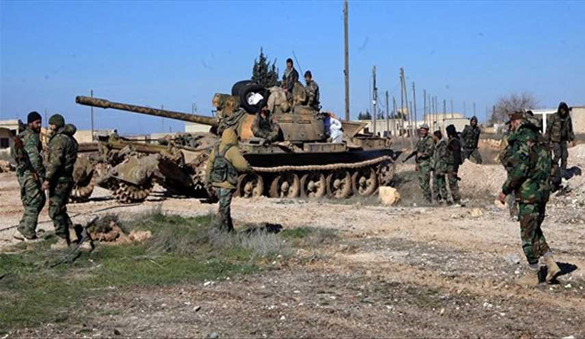 Syrian Army Drives ISIS Terrorists out of More Lands near T4 Airbase
