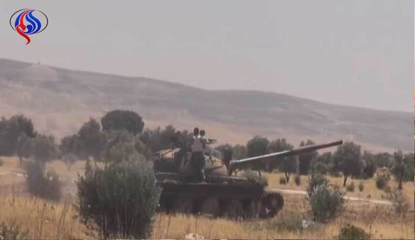 Syrian Army Makes Huge Advance in  Wadi Barada