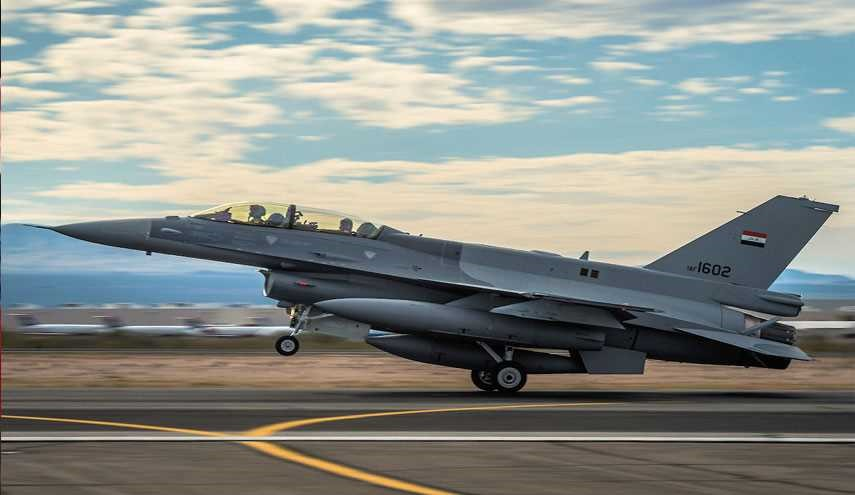 Iraqi Airstrikes Destroy Daesh Quarters, Equipment in Eastern Mosul