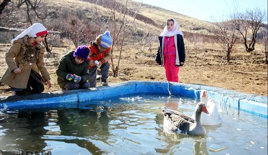 The first nature school in Kurdistan