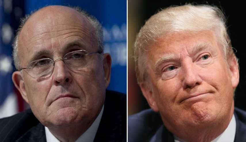 US President-elect Donald Trump Taps Rudy Giuliani as Cyber Security Adviser