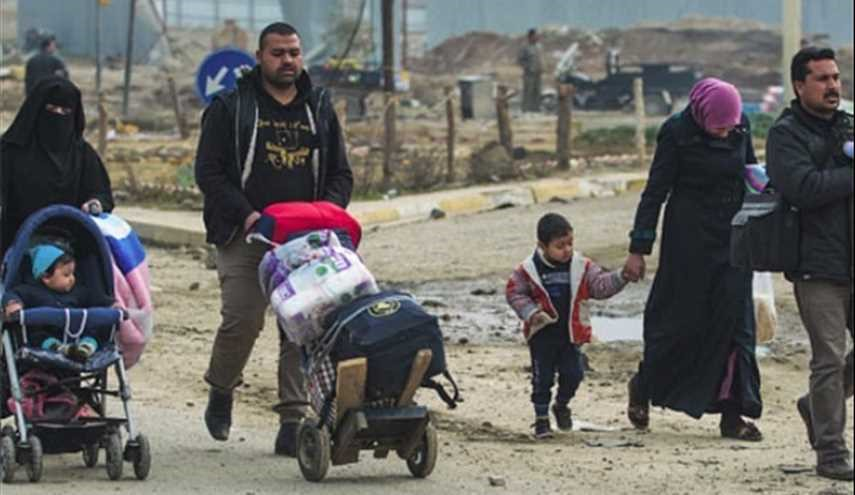 Life Returns to Normal in Liberate Part of Mosul