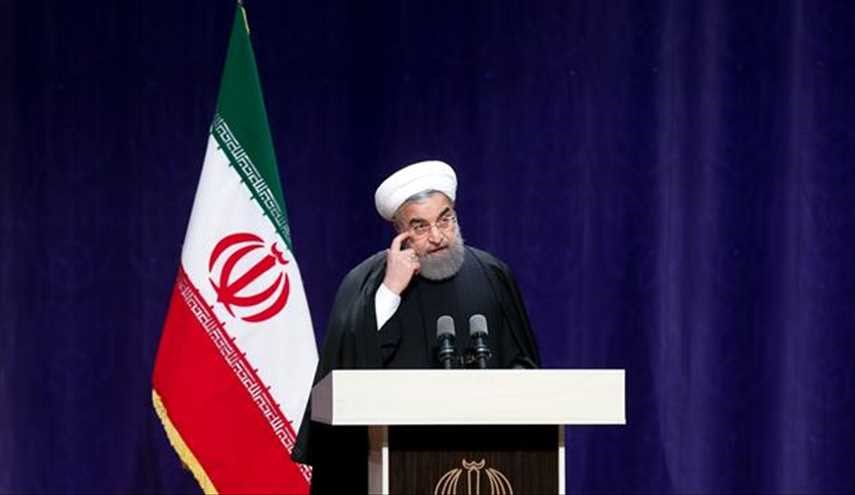 Iran Nuclear Deal Great Feat: President Rouhani