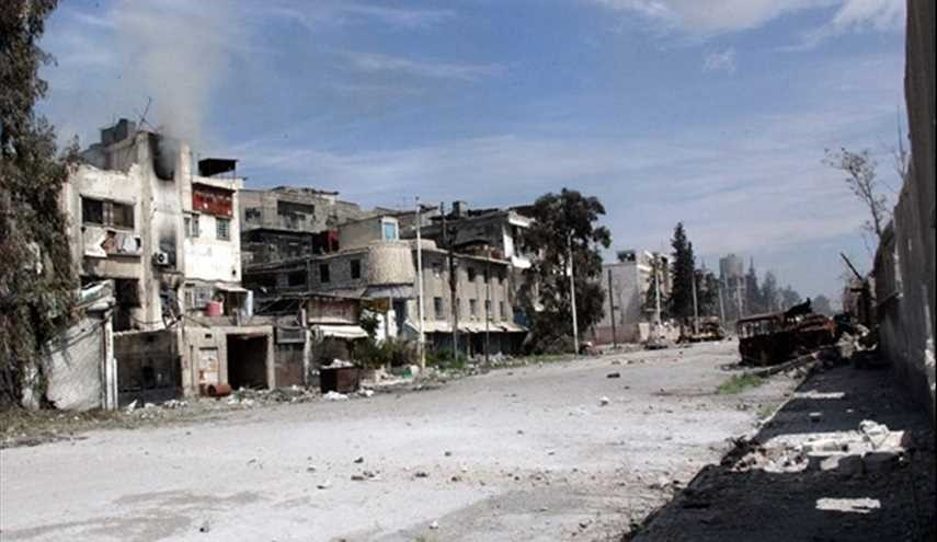 Syrian Army Retakes Damascus Areas from Militants