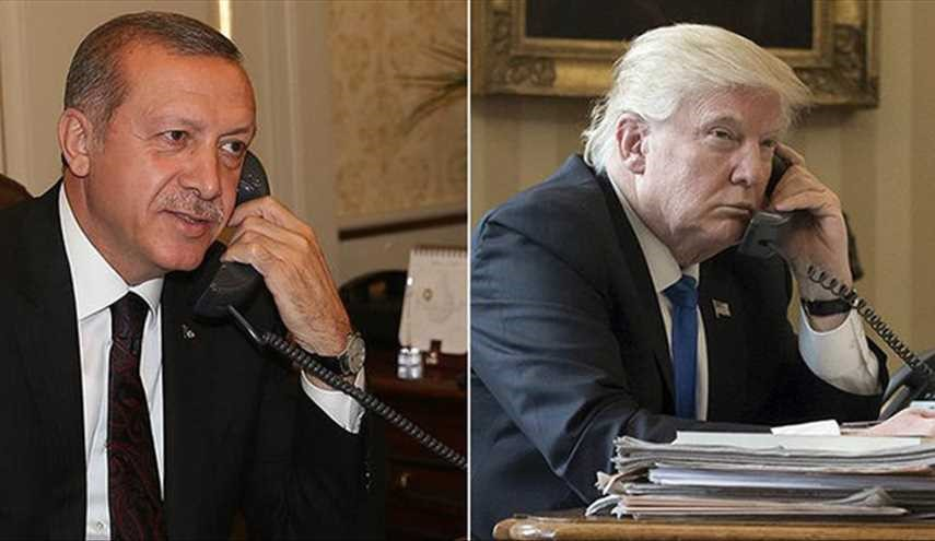 Trump and Erdogan to meet in May: Turkish PM
