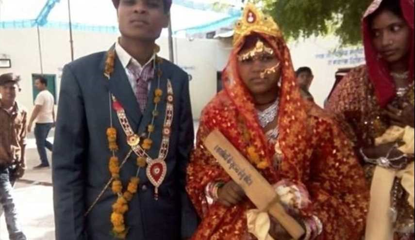 Indian Brides Given Bats to Keep Abusive Husbands in Check