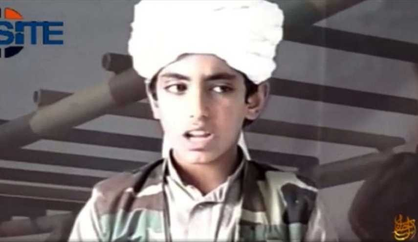 Bin Laden's son to follow in his father's footsteps