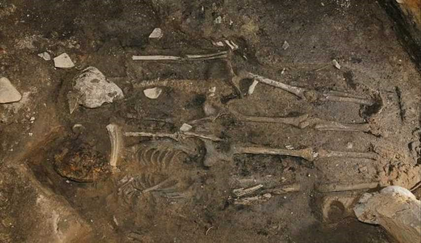 Ancient human sacrifice discovered in Korea