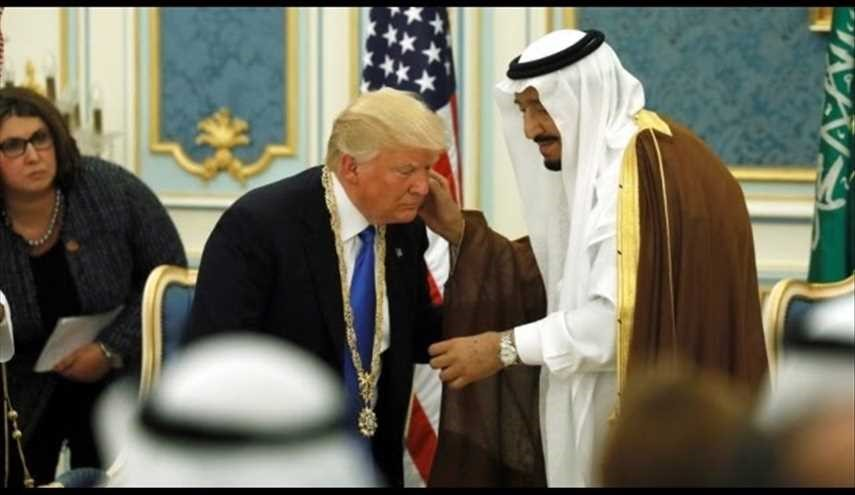 Why did Trump bow to the Saudis?