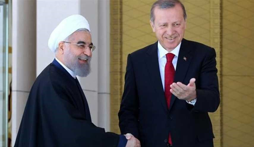 Rouhani, Erdogan seeking new chapter in Iran-Turkey ties