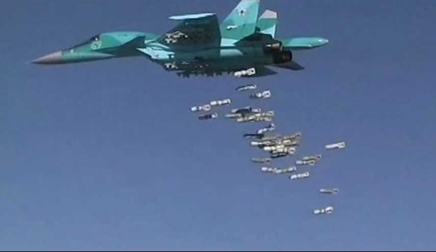 Russian Air Force Wipes out High-Ranking Chechen ISIS Warlord in Eastern Homs