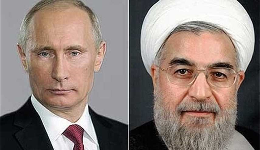 Iran resolved to boost regional cooperation with Russia: Rouhani