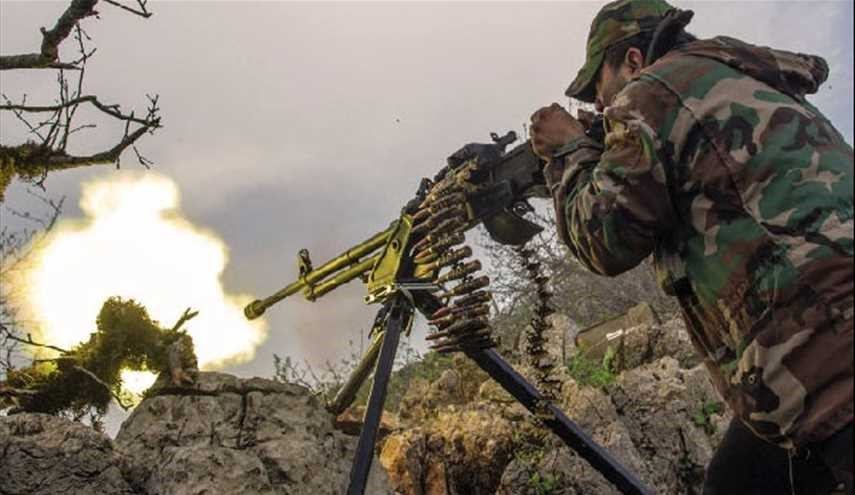 Syrian Forces advancing against US-backed militants regardless of Washington threats