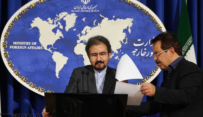 Press conference, Foreign Ministry spokesman