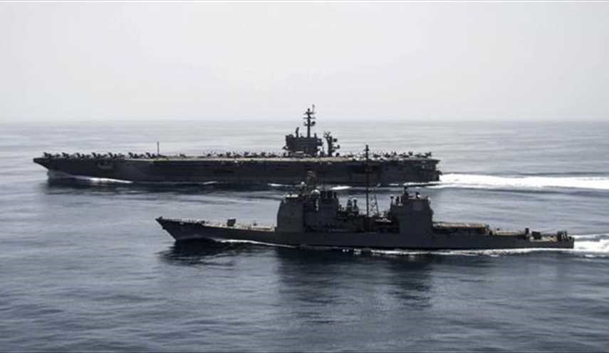 US deploys 2 warships to Doha for joint drills with Qatari navy