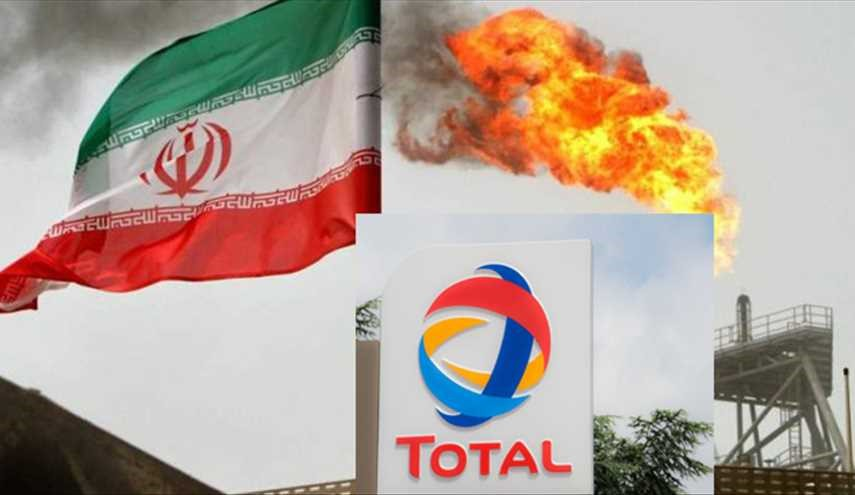 France's Total to Go ahead with Major Iran Gas Project -CEO