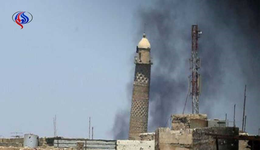 ISIS blows up Mosul's iconic al-Nuri Mosque