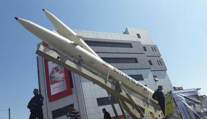 Iran's missiles used in recent raid on ISIS, in Tehran Quds Day rally
