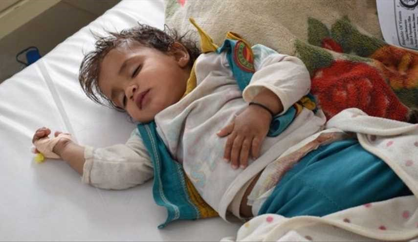 The Horrors of Yemen's Spiralling Cholera Crisis