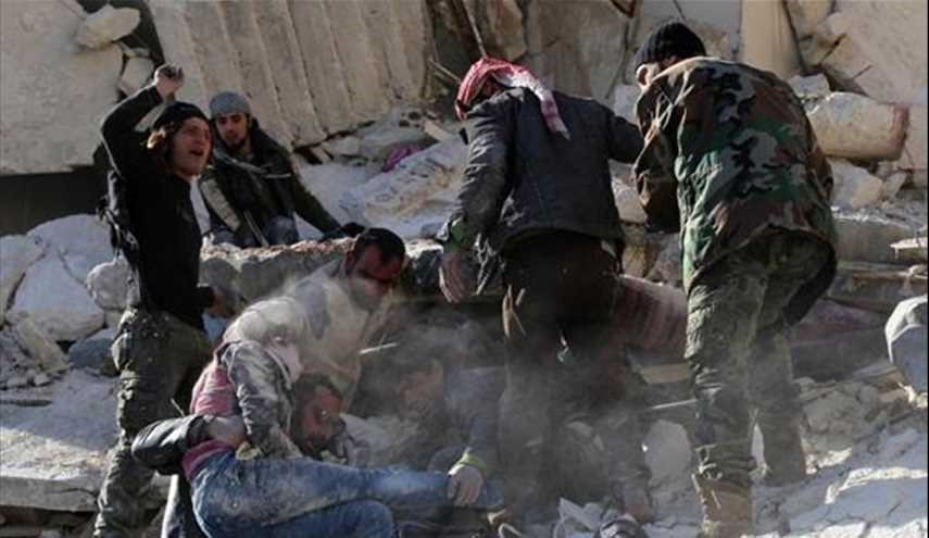 US-Led coalition's massacre of civilians in Syria: This time in Deir Ezzur