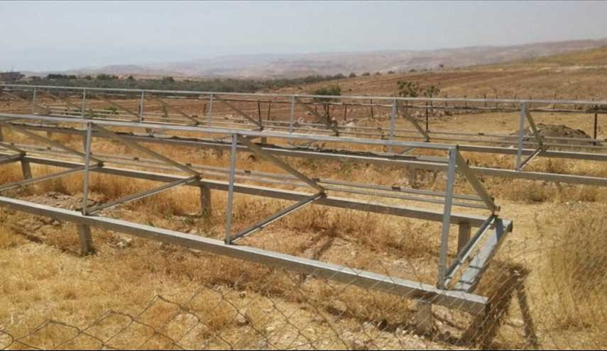 Israel seizes solar panels donated to Palestinians by Dutch government