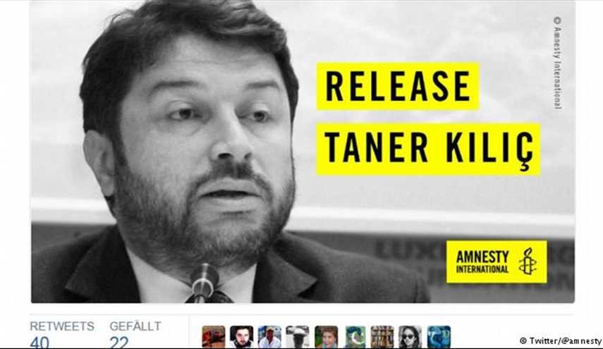 Amnesty calls for release of activists held in Turkey