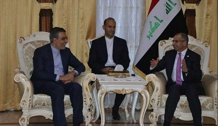 Iran, Iraq highlight need for all-out campaign against terrorism