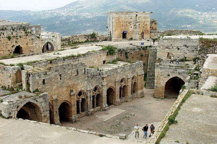 Image result for قلعة الحصن