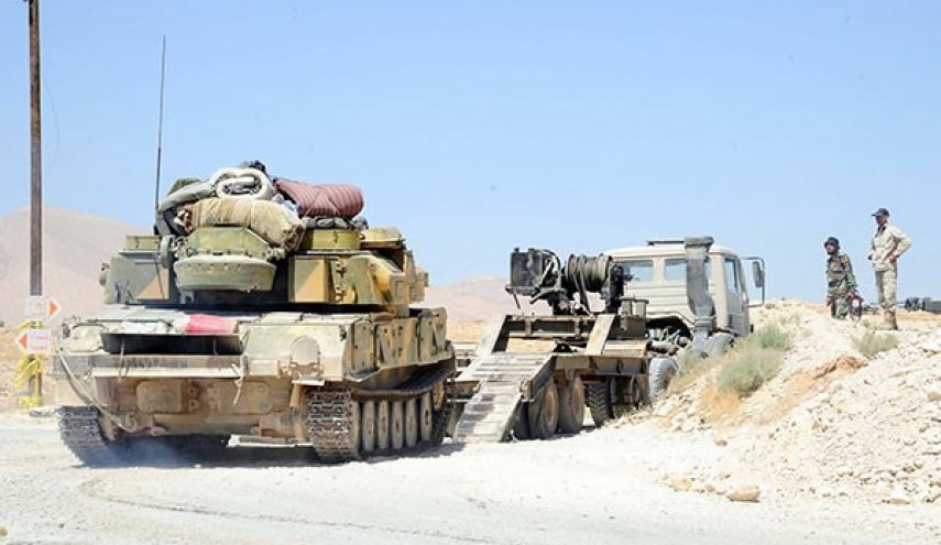 Syrian Army in Full Control of Lebanese Border