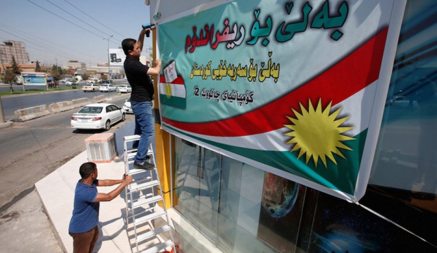 Iraqi Kurds opposing independence vote face threats, mistrust