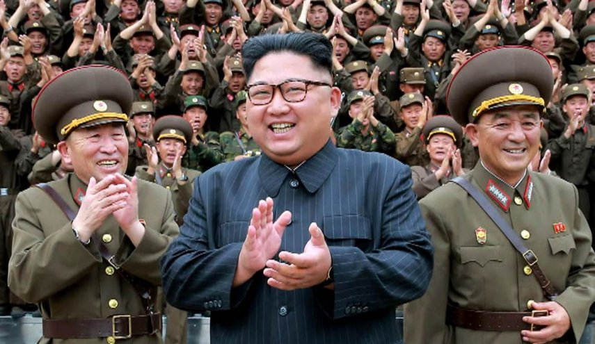 North Korea says seeking military 'equilibrium' with U.S.