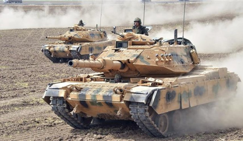 Iraq starts major military drills with Turkey along common border