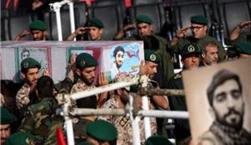 Iranian soldier beheaded by Isis, mourned as an icon