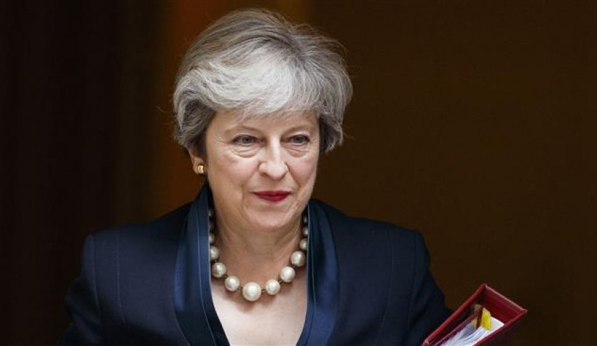May reaffirms UK commitment to Iran nuclear deal in call with Trump
