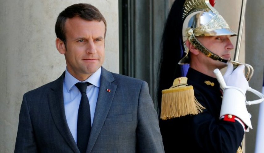 Macron 'considering' trip to Iran after Rouhani invite