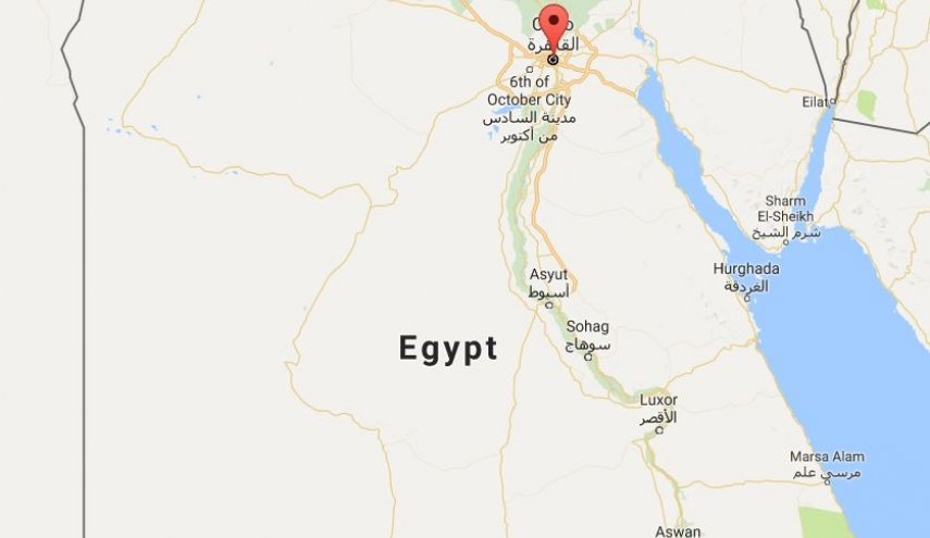 Egyptian officials say 55 police killed in Cairo shootout