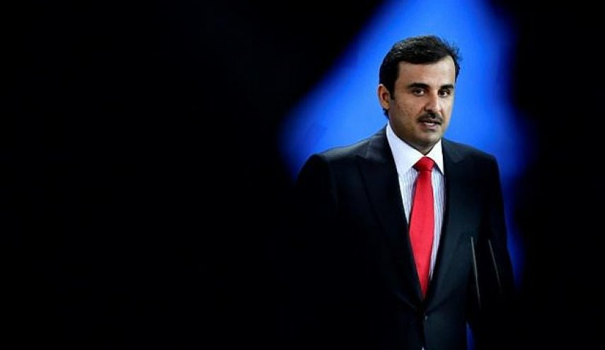 Qatar emir accuses blockade countries of wanting 'regime change'