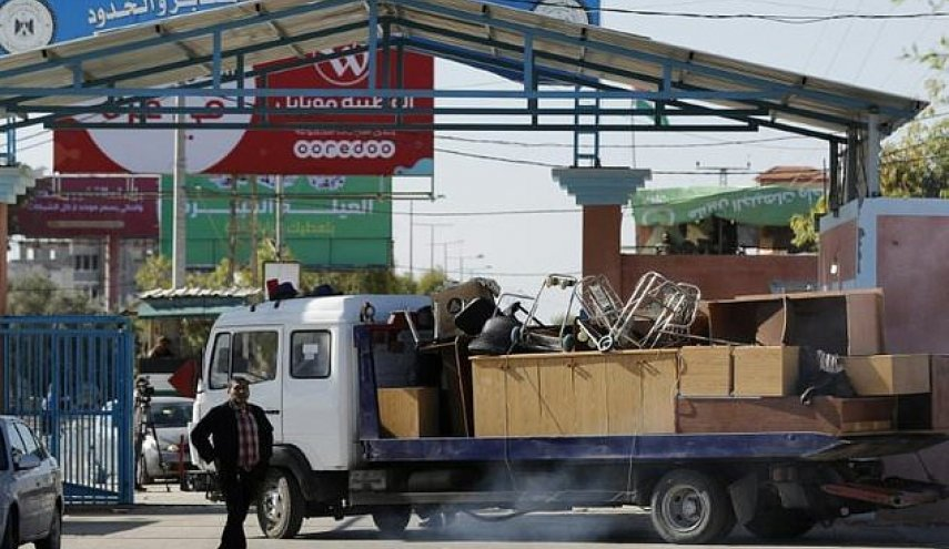 Hamas hands over Egypt border crossing to Palestinian Authority: AFP