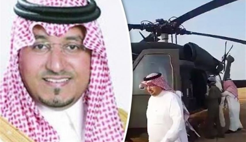 Saudi Prince killed in helicopter crash as mass purge continues